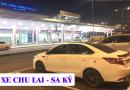 Xe Chu Lai đi cảng Sa Kỳ và ngược lại (xe 4 – 45 chỗ)
